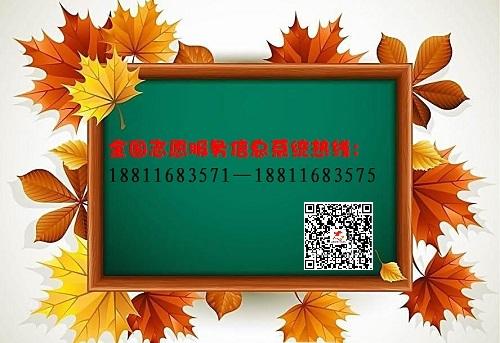 全国志愿服务信息系统服务电话