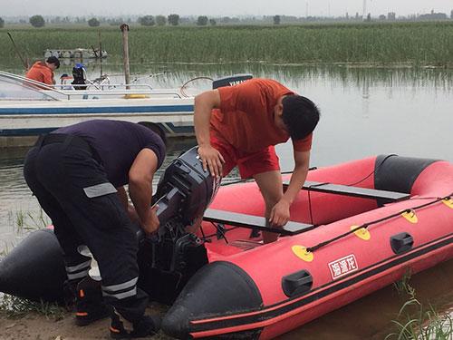 1-应急操舟训练