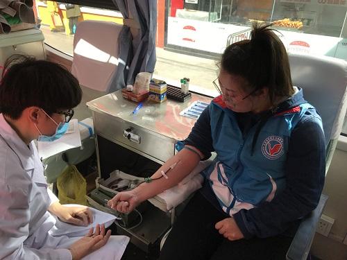3-志愿者献血